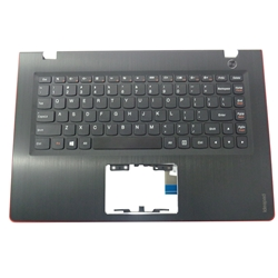 Lenovo IdeaPad 700S-14ISK Black Palmrest w/ Keyboard