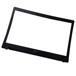 New Acer Aspire 5534 5538 5538G Laptop Black Lcd Front Bezel