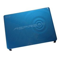 New Acer Aspire One D257 Blue Lcd Back Cover 10.1""