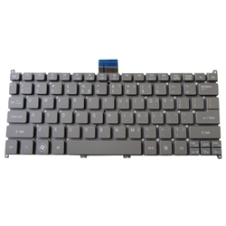 Acer Aspire S3-391 S3-951 S5-391 Gray Laptop Keyboard KB.I100A.236