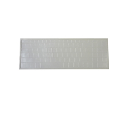 New Toshiba Satellite C650 C655 L650 L675 Clear Keyboard Skin Cover