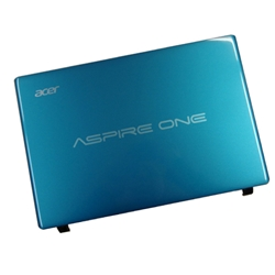 New Genuine Acer Aspire One 756 Blue Lcd Back Cover 60.SH0N2.003