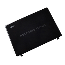 Acer Aspire One 756 Black Netbook Lcd Back Cover 60.SGYN2.005