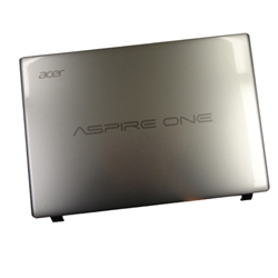 New Genuine Acer Aspire One 756 Silver Lcd Back Cover 60.SGTN2.003