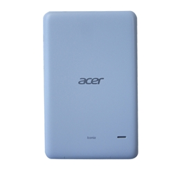 New Acer Iconia Tab B1 B1-710 Tablet White Back Cover Lid