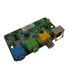 New Acer H5380BD P1283 P1383W Projector S-Video/Audio I/O Circuit Board