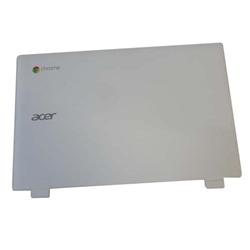 new acer chromebook 11 cb3 111 laptop white lcd back cover w antenna
