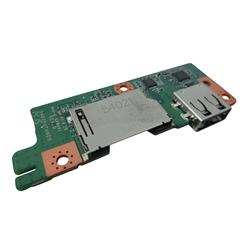Acer Chromebook CB3-531 USB Card Reader Board 55.G15N7.001