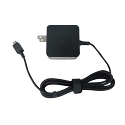 19V 1.75A 33W Square Tip Asus Laptop Ac Power Adapter Charger w/ Cord