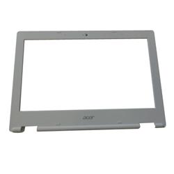 new acer chromebook cb3 131 laptop white lcd front bezel 60 g85n7 002