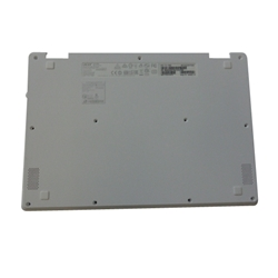 Acer Chromebook CB3-131 CB3-132 White Lower Bottom Case 60.G85N7.003