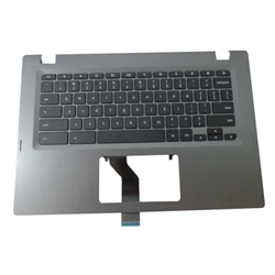 Acer Chromebook 14 CP5-471 Laptop Palmrest & Keyboard 6B.GDDN7.016