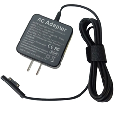 New Ac Power Adapter Wall Charger for Microsoft Surface Pro 4 Tablets Model 1735