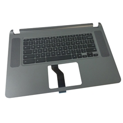 Acer Chromebook CB3-532 Laptop Gray Palmrest & Keyboard 6B.GHJN7.020