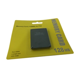 128MB Memory Card for Sony PlayStation 2 PS2 Video Game Consoles