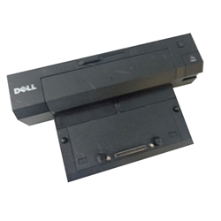 Dell E-Port Plus Latitude Docking Station Port Replicator PR02X w/ USB 3.0