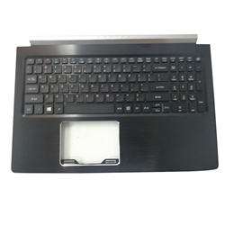 Acer Aspire 5 A515-51 A515-51G Palmrest & Backlit Keyboard 6B.GS1N2.001