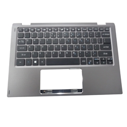 Acer Spin 1 SP111-32N Gray Palmrest & Keyboard 6B.GRMN8.001