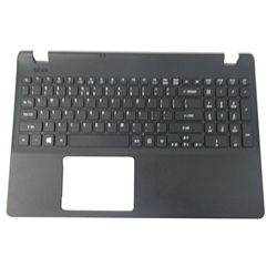 Acer Aspire ES1-531 Black Palmrest & Keyboard 6B.MZ8N1.009