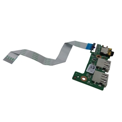 Lenovo 100e 81CY (Winbook) USB Audio Board w/ Cables