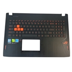 Asus ROG Strix GL502VS GL502VT Palmrest w/ Backlit Keyboard