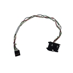 HP Pro 6300 6305 MT Computer Power Button Switch w/ Cable 628566-001