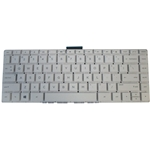 HP Stream 14-AX White US Keyboard