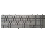 Silver Keyboard for HP Pavilion DV7-1000 DV7-1100 DV7-1200 Laptops