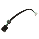 Toshiba Satellite A200 A205 A215 Dc Jack & Cable