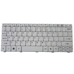 Acer Aspire One D257, D270, Happy, Happy 2 White Netbook Keyboard