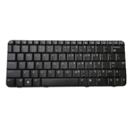 Keyboard for Compaq 2230S Presario CQ20 Laptops - Replaces 493960-001