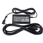 Genuine Gateway 65 Watt Ac Adapter Charger & Power Cord