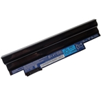 Acer AL10B31 BT.00603.114 Black Netbook Battery 4400mAh