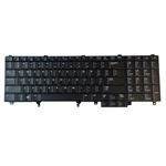 Non-Backlit Keyboard for Dell Latitude E5520 E6520 Laptops