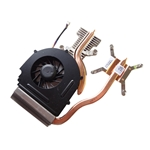 Dell Studio 1558 Laptop Cpu Fan & Heatsink 2X6C1 - ATI Discrete