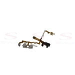 New iPad 2 Power On/Off Volume Control Ribbon Flex Cable