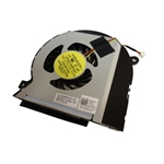 Cpu Fan for Dell XPS 15 L501X L502X 17 L701X L702X Laptops W3M3P