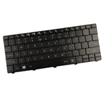 Gateway LT41P Black Netbook Keyboard NK.I1013.03G