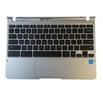 Samsung Chromebook XE303C12 Silver Palmrest, Keyboard & Touchpad