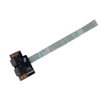 Gateway NE510 NE570 NE572 NV510 NV570P Laptop USB Board w/ Cable