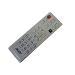 New Acer P1340 S1213 X1320 White Replacement Projector Remote Control