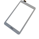 Asus MemoPad 8 ME180 ME180A Tablet White Digitizer Touch Screen Glass