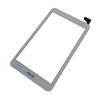 Asus MemoPad 7 ME176 Tablet White Digitizer Touch Screen Glass