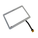 "Samsung Galaxy Tab 4 T530 10.1"" White Digitizer Touch Screen Glass"