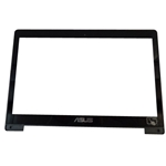 "Asus Vivobook S400 S400CA 14"" Black Digitizer Touch Screen Glass Bezel"
