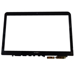 Sony VAIO E14 (SVE14) Laptop Lcd Front Bezel & Touch Digitizer
