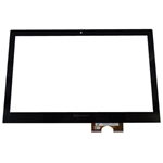 New Lenovo IdeaPad P400 Laptop Black Digitizer Touch Screen Glass