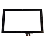 "Asus X200CA Laptop 11.6"" Black Digitizer Touch Screen Glass 5333P"