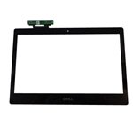 Dell Inspiron 14 (7437) Laptop Black Digitizer Touch Screen Glass 14""