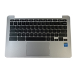 Asus Chromebook C200 C200M C200MA Laptop Palmrest, Keyboard & TP